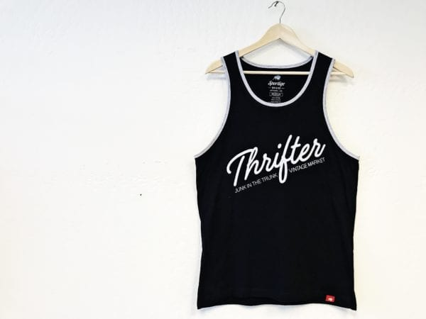 Guy Thrifter Tank